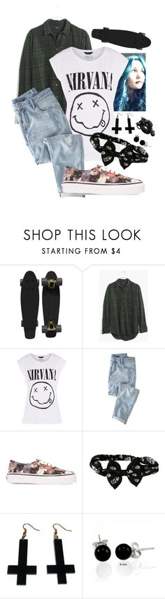 """""""I just bought those shoes today!"""" by ticci-toby ❤ liked on Polyvore featuring Retrò, Madewell, Wrap, Vans, Chicnova Fashion, Bling Jewelry and Urbanears"""