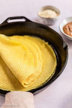 Pancake Muffins, Pancakes, Ravioli, Cooking Time, Finger Foods, Love Food, Food To Make, Peanut Butter, Food Porn