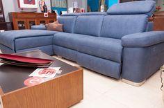 #SofáCalidad   Si buscas un sofá excepcional no dejes de visitar nuestra exposición. Te esperamos en nuestra tienda de 7 Palmas.