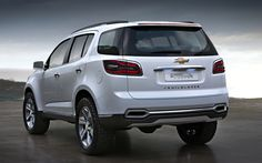 2011 Chevrolet TrailBlazer Concept -   Chevrolet - pictures information & specs - NetCarShow.com - 2013 chevrolet trailblazer suv confirmed news car  driver Chevrolet has announced the return of the trailblazer and confirmed that the suv will share a body-on-frame platform with the new chevrolet colorado pickup.. 2011 chevrolet corvette zr1 | car review @ top speed Specifications. model: chevrolet corvette zr1; body styles / driveline: 2-door hatchback coupe with fixed roof; rear-wheel…