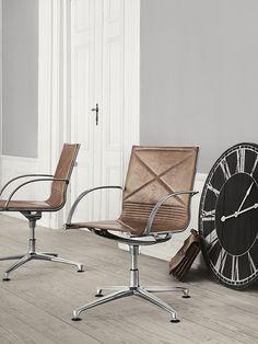 ENGELBRECHTS ::: a masterpiece, the chair «Joint» designed by Anders Hermansen - www.engelbrechts.com More information info@denovum.ch