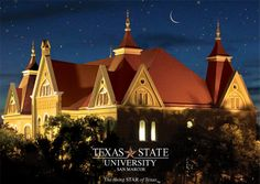 jf~Remembering it as  Southwest Texas State....does the name change make my diploma null and void?  LOL  Texas State University