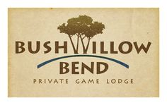 Logo for a private game lodge in the Magaliesberg Biosphere South Africa