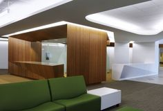 Image 3 of 13 from gallery of WSU Enrollment Services Center / Robert Maschke Architects. Photograph by Matthew Carbone Space Interiors, Hotel Interiors, Office Interiors, Commercial Interior Design, Commercial Interiors, Visual Merchandising, Office Pods, Interior Work, Interior Detailing