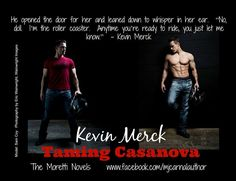 Taming Casanova (A Moretti Novel #4) by MJ Carnal  Kevin Merck