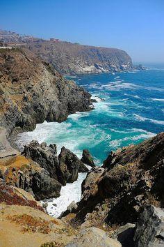 Google+Valparaiso Coast , Chile ...