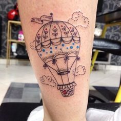 O Balão da Ana Carolina! ☁️☁️☁️