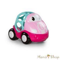 Oball Go Grippers játék versenyautó Lily rózsaszín Police Cars, Race Cars, Toys R Us Canada, Hot Wheels Cars, Car Makes, Fire Trucks, Baby Toys, Brighton, Baby Car