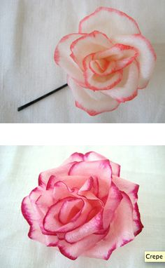 Making these easy crepe paper flowers is a great way to save money on your diy wedding. We have several tutorials for coffee filter flowers, tissue paper and
