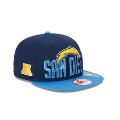 San Diego #Chargers 2013 New Era® 9FIFTY® Draft Hat. Click to order! - $29.99