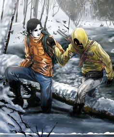 Creepypasta Masky and Hoodie Jeff The Killer, Familia Creepy Pasta, Creepy Pasta Family, Creepy Stories, Horror Stories, Creepypasta Masky, Super Anime, Eyeless Jack, Ben Drowned