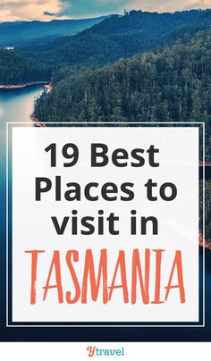 Take your time exploring Australia's smallest state. Here are 19 best places to visit in Tasmania. Queensland Australia, Visit Australia, Australia Travel, Western Australia, Tasmania Road Trip, Tasmania Travel, Cool Places To Visit, Places To Travel, Scuba Diving Australia
