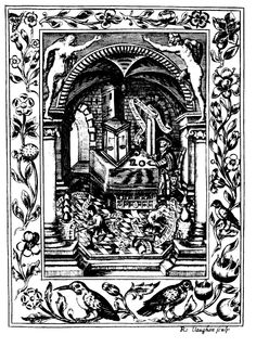 Alchemical Illustration from Elias Ashmole's book, the Theatrum Chemicum Britannicum, 1652. #alchemy The Alchemical Detective