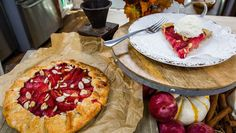 """Author of """"Kitchen Matters,"""" Pamela Salzman is making a sweet treat with homemade filling. Tart Recipes, Sweets Recipes, Just Desserts, Delicious Desserts, Yummy Food, Candy Recipes, Small Baking Dish, What's For Breakfast, Happy Foods"""
