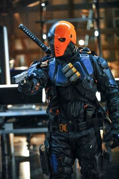 Deathstroke. (Arrow)