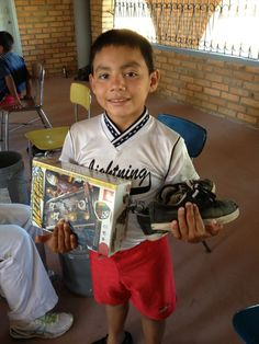January 2013: K.I.D.S. partnered with Soles4Souls to distribute new shoes, and Legos donated through The Toy Industry Foundation, to nearly 600 orphans living in Orphanage Emmanuel in Honduras.