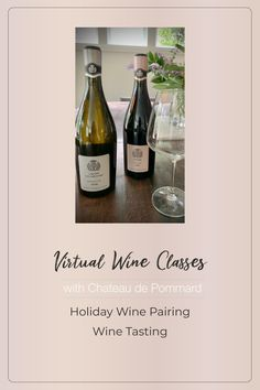If you're missing French wine country as much as we are, here's a great way to have a virtual vacation. Join @chateaudepommard for zoom classes on Holiday Food and Wine Pairing or their virtual Route des Grands Crus wine tasting tour. US and European class times available. #winetasting Burgundy France, Burgundy Wine, French Wine, Wine Country, Wine Tasting, Wine Recipes, Cottages, Holiday Recipes, Wines