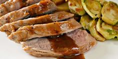Here, you'll find the intensity of the miso is balanced by bright, tart citrus and sweet honey, making it a perfect glaze for the pork tenderloin. Recipe by Dan Clapson using a mystery ingredient - miso paste - from a Chopped Canada challenge.