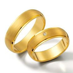 Cheap wedding rings, Buy Quality fashion ring set directly from China ring set Suppliers: mens and womens yellow Gold Plating health titaniuml Fashion jewelry wedding Rings sets for him and her Wedding Engagement, Engagement Rings, Bangles, Bracelets, Wedding Ring Bands, Gold Rings, Fashion Jewelry, Wedding Inspiration, Women