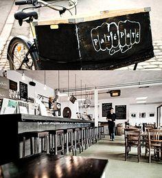 Pate Pate Restaurant. Copenhagen.