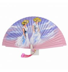 Vintage Pictures, Colorful Pictures, Painted Fan, Paper Fans, Paper Lanterns, Victorian Fashion, Beautiful Hands, Boho Wedding, Colours