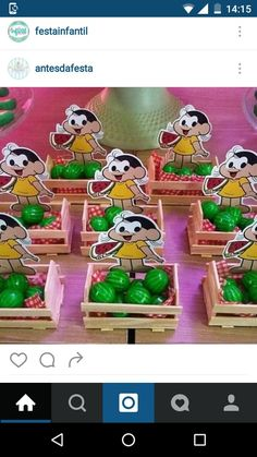 Ideas For Baby Shower Boy Theme Cars Birthday Watermelon Birthday Parties, Fruit Party, 2nd Birthday Parties, Boy Baby Shower Themes, Baby Boy Shower, Mesas Para Baby Shower, Car Themed Parties, Childrens Party, Crafts