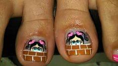 Toe Nail Art, Toe Nails, Cute Pedicures, Toe Nail Designs, Triangles, Toenails, Work Nails, Safe Room, Stuff Stuff