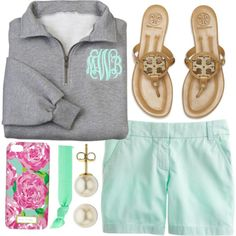 """""""Errands with Lilly"""" by qtpiekelso on Polyvore"""