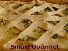 Tarta sarata cu broccoli si branza, poza 1 Asparagus, Broccoli, Creme Brulee, Ricotta, Tofu, Green Beans, Vegetables, Desserts, Gourmet