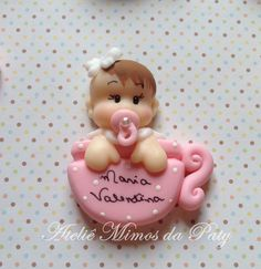 Lembrancinhas Chá de Bebê Biscuit