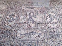 Mosaico delle Terme dell'antica Histonium, Vasto