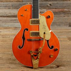 Gretsch G6120 Chet Atkins Hollow Body USED (s891)