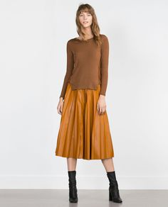 KNIT SWEATER-View all-Woman-NEW IN | ZARA United States