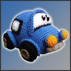 Hoi! Ik heb een geweldige listing gevonden op Etsy https://www.etsy.com/nl/listing/62636424/amigurumi-pattern-crochet-pdf-little-car