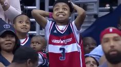 basketball nba omg shocked oh my god bloopers shocking washington wizards #humor #hilarious #funny #lol #rofl #lmao #memes #cute