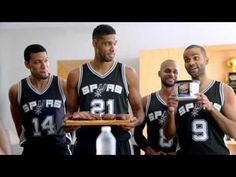 H-E-B 2015 Spurs Commercial – Gifts for LaMarcus a84d45f2c