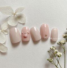 Sun Nails, Types Of Nail Polish, Bright Nail Art, Natural Nail Designs, Vintage Nails, Minimalist Nails, Nails Tumblr, Best Acrylic Nails, Toe Nail Designs
