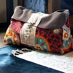 The Inez Weekender, Carry on, Large Diaper bag