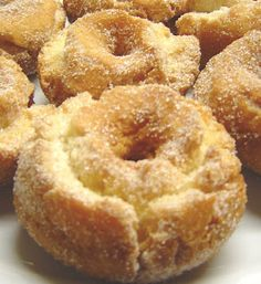Donut Recipes, Mexican Food Recipes, Cooking Recipes, Hispanic Desserts, Bolivian Food, Donuts, Spanish Dishes, Pan Dulce, Tasty