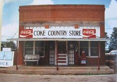 Coke, Texas - store It's sad the coke country store closed down.