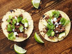 Authentic Mexican Steak Meat For Tacos (Crockpot Recipe)