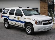 Emergency Medical SUVs - Vehicle Conversions and Cabinet Systems Blog
