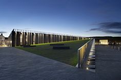 Hufton + Crow | Projects | Giants Causeway Visitor Centre