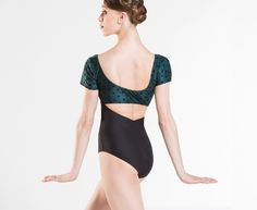 IRMA - Cap sleeves leotard with an endearing sweetheart line and an elegant open slit on the back. http://www.wearmoi.com/store/item/316-irma