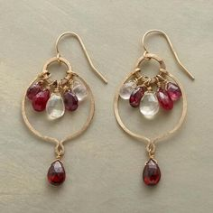 NAPA VALLEY EARRINGS: View 1