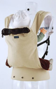 2ec716063a9 Patapum baby Sand - gone Baby Wrap Carrier