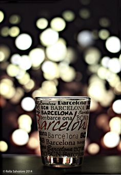 Barcelona / glass
