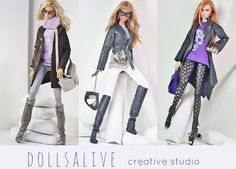 winter solstice collection | www.ebay.com/sch/dollsalive/m.h… | Flickr