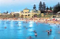 Cottesloe Beach Perth Western Australia Tourism Information Guide discoverWest.com.au