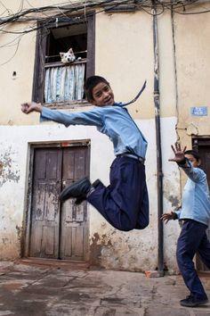 """""""Nepal: Uma foto por"""